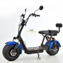 City koloběžka HeipeScooters City Chopper 2000W60V modrá