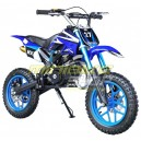 Minicross Big Apollo modré