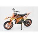 Minicross KXD3, oranžový