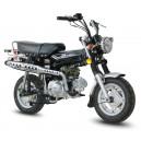 SkyTEAM SKYMAX 50cc černá