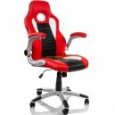 Kancelářská židle Imola Racing Red-Black